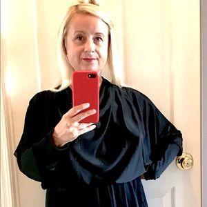 Ted Baker London Black Slinky Dress